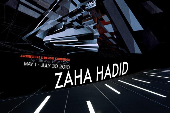 Zaha Hadid Poster